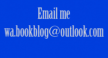 Email me - book blog promo